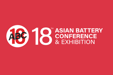 18th Asian Battery Conference & Exhibition